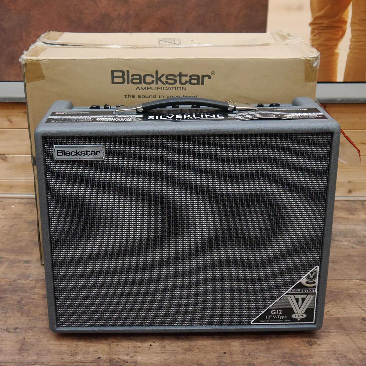 Blackstar Silverline Deluxe 112 100w Combo Amplifier w/Box & PSU - 2nd Hand