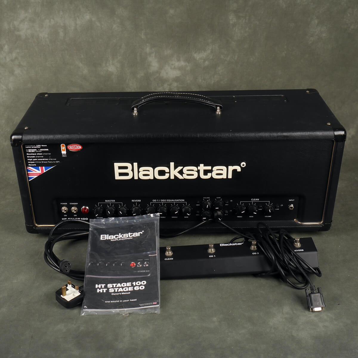 Blackstar HT Stage 100 Head - 2nd Hand