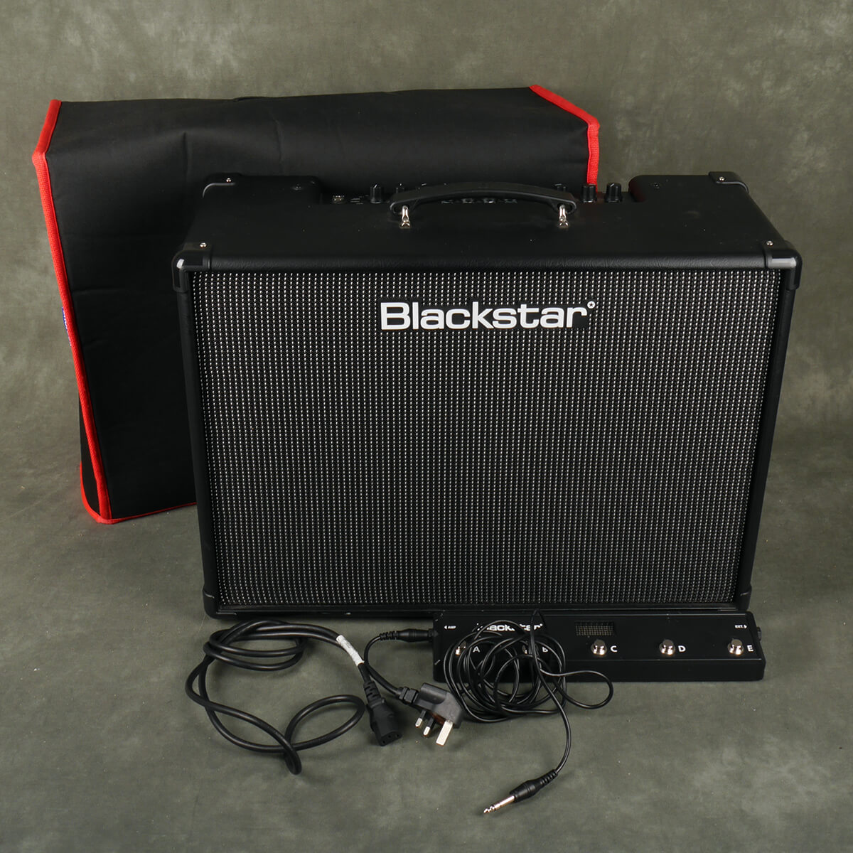 Blackstar ID Core Stereo 100 & Footswitch w/Cover - 2nd Hand
