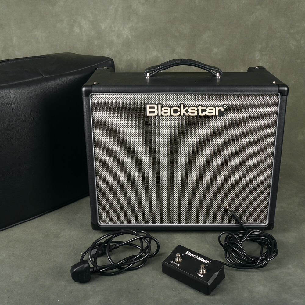 Blackstar HT20 MkII Combo & Footswitch ** UK SHIP ONLY** w/Cover - 2nd Hand