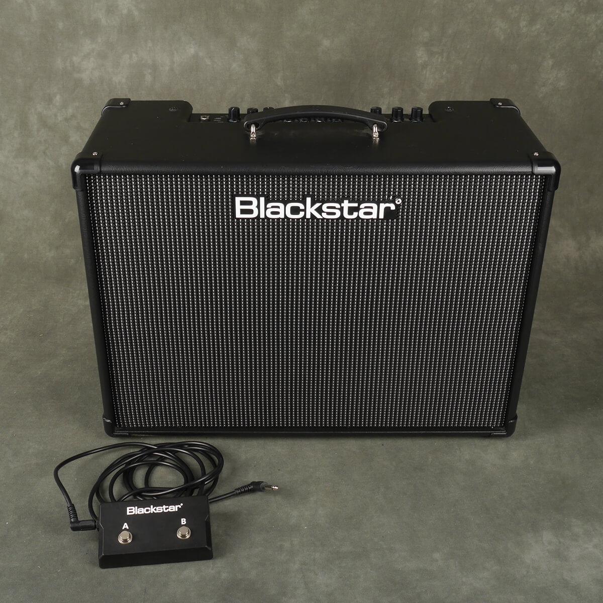 Blackstar ID Core 100 & Looper Footswitch - 2nd Hand