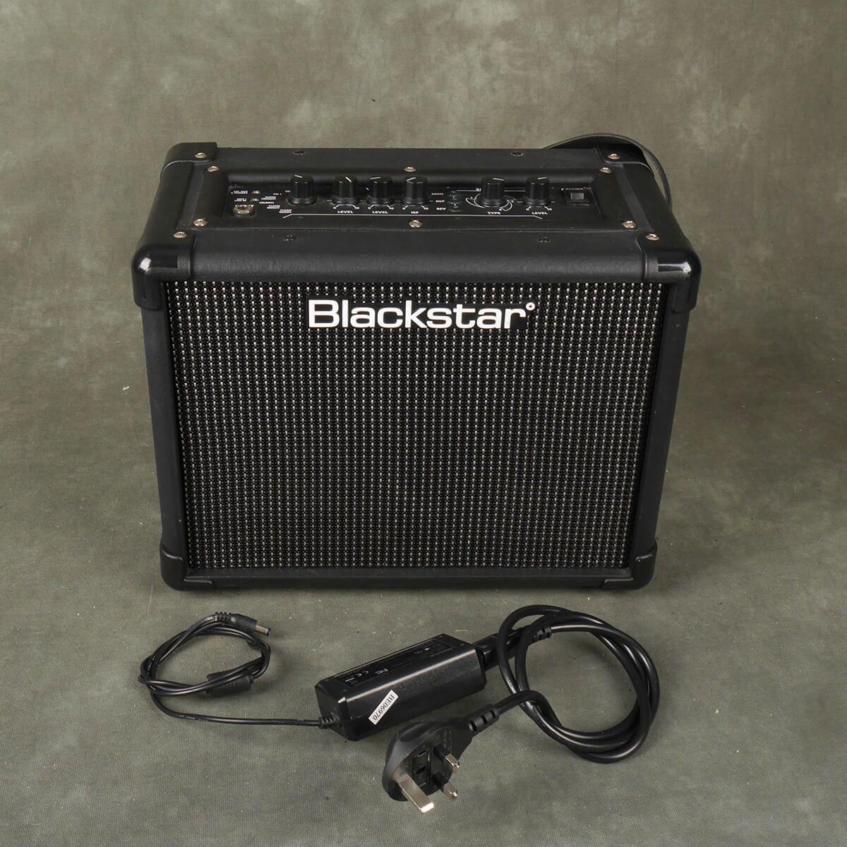 Blackstar IDCore Stereo 10 Combo Amplifier - 2nd Hand