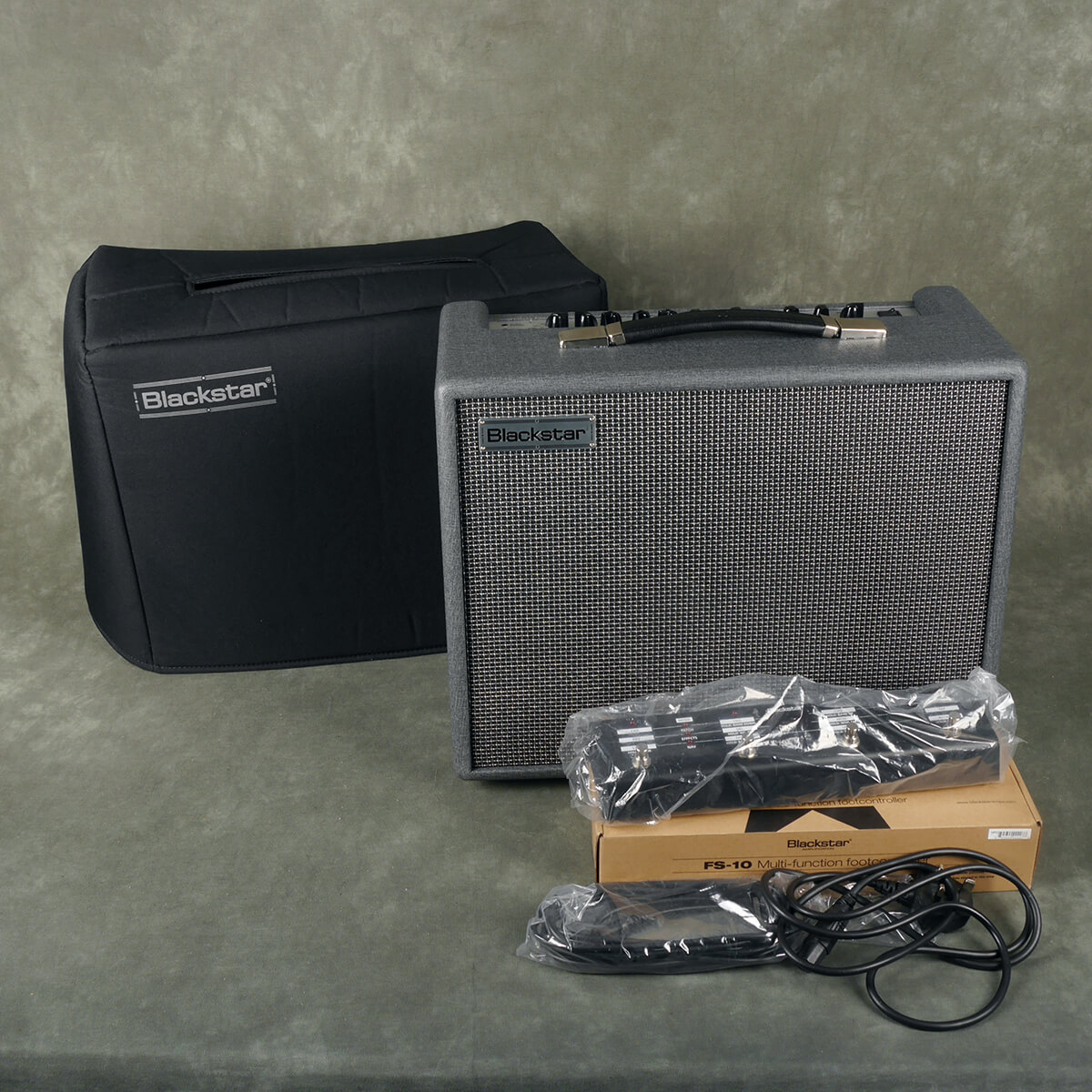 Blackstar Silverline 50w & FS-10 w/Cover - 2nd Hand **COLLECTION ONLY**