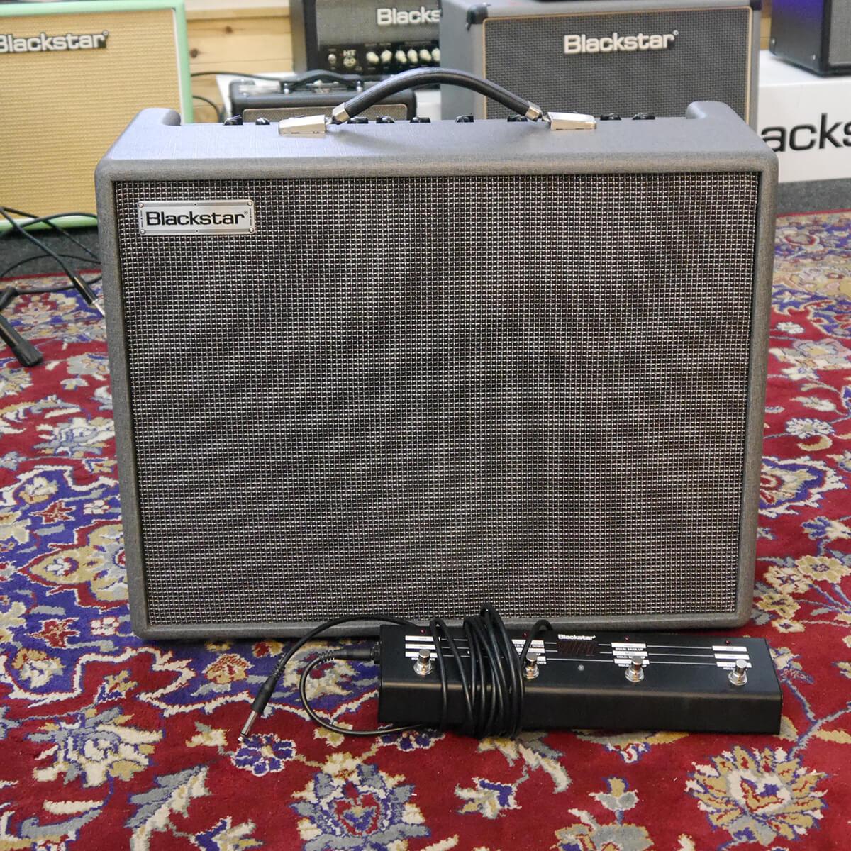 Blackstar Silverline 100 Combo Amplifier & Footswitch - 2nd Hand