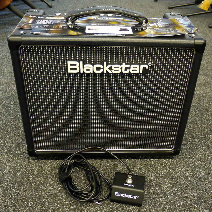 blackstar ht5r 5 watt combo guitar amp 2nd hand rich tone music. Black Bedroom Furniture Sets. Home Design Ideas