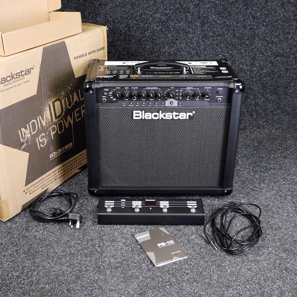 Blackstar ID:30 TVP Combo Amp w/ Box - 2nd Hand
