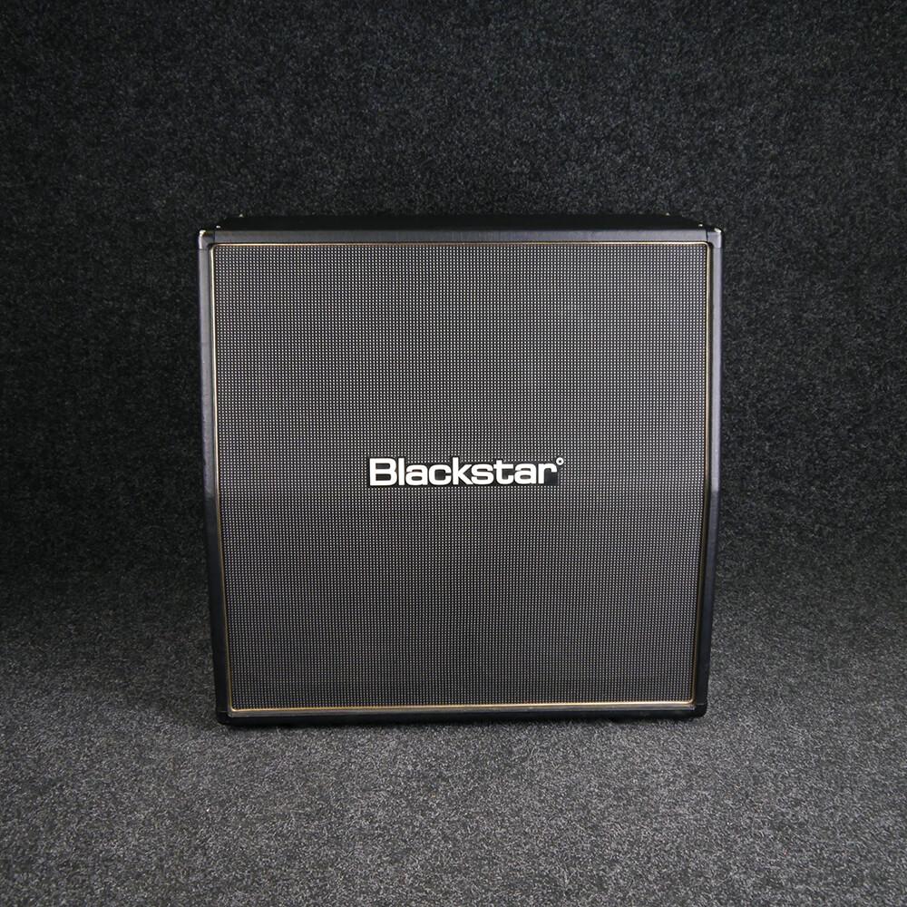 Blackstar HTV412 Speaker Cabinet - 2nd Hand **COLLECTION ONLY**