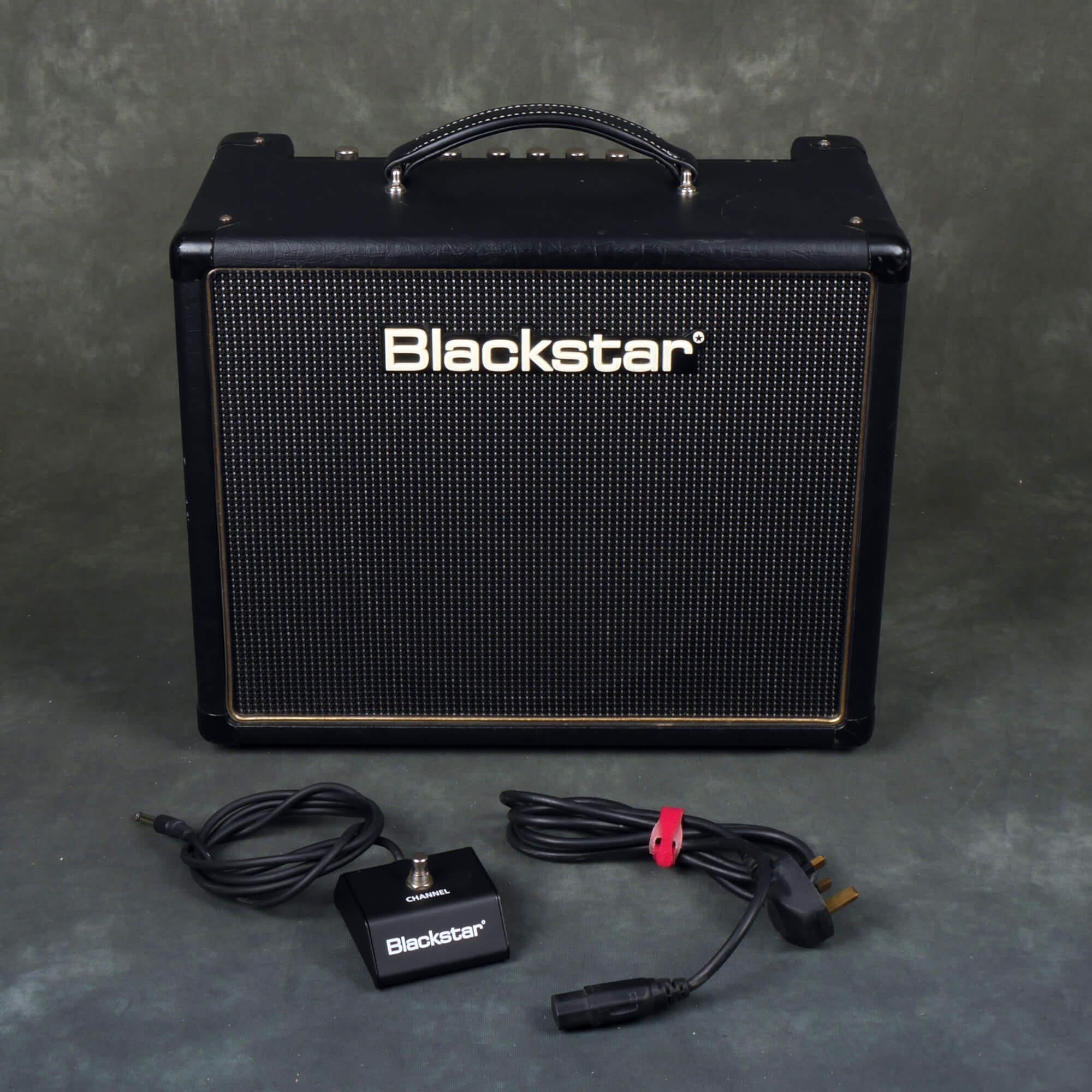 Blackstar HT-5 Combo Amp - 2nd Hand
