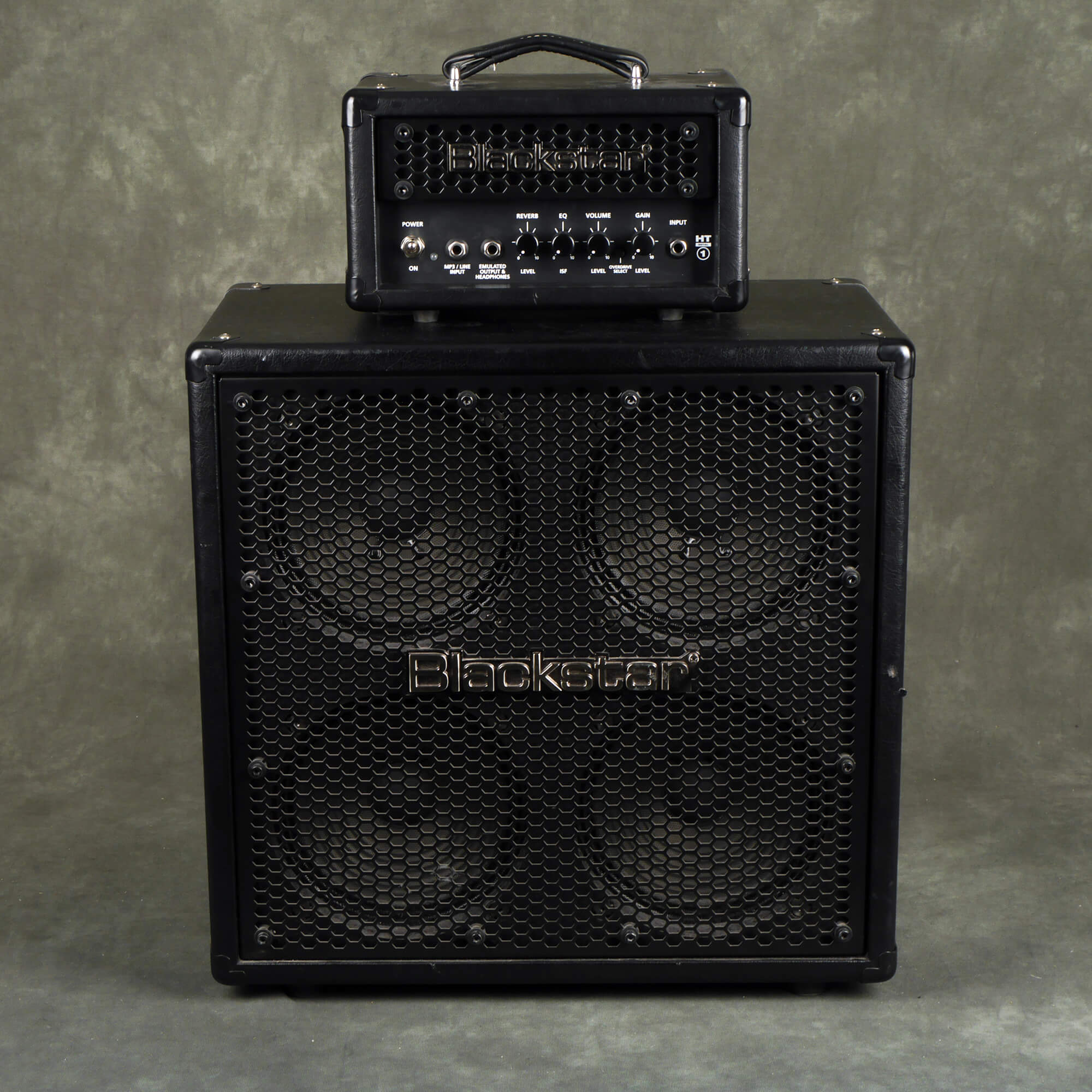Blackstar Metal HT-1R Head with Matching Cabinet - 2nd Hand