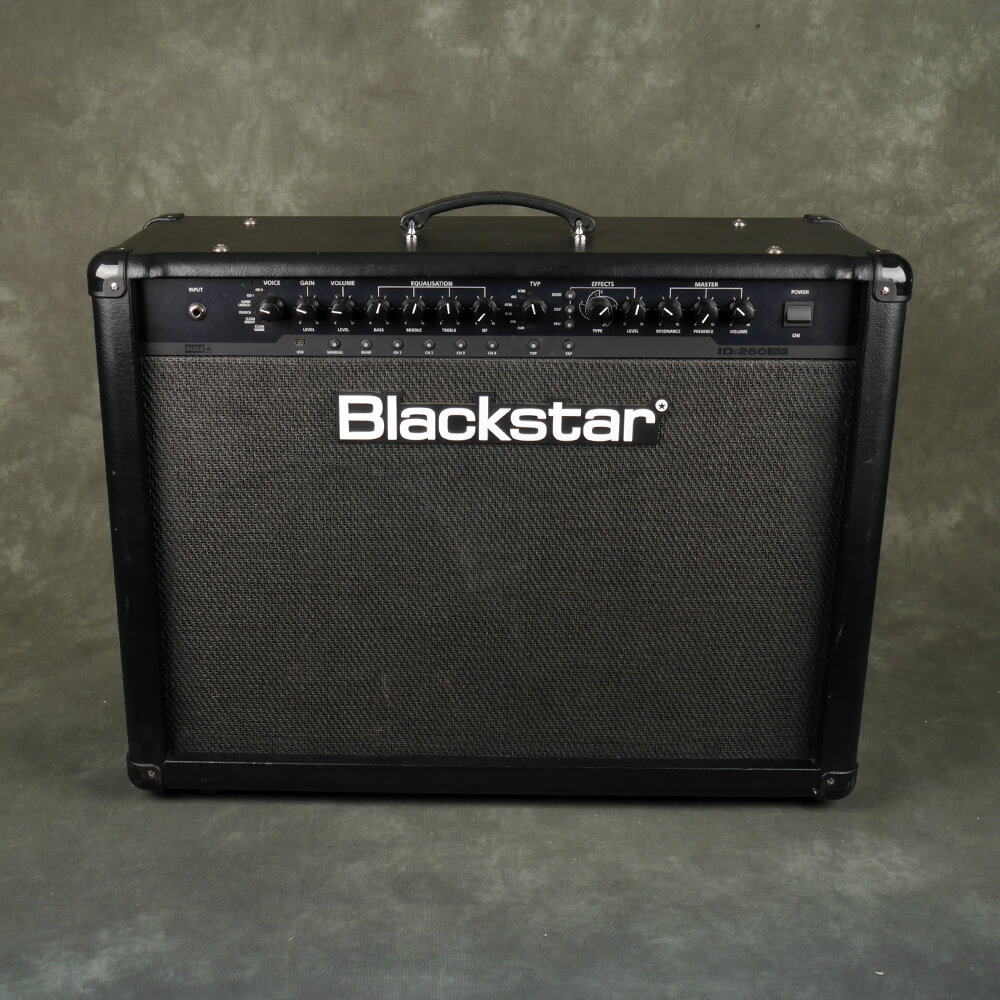 Blackstar ID:260 TVP Guitar Amplifier - 2nd Hand