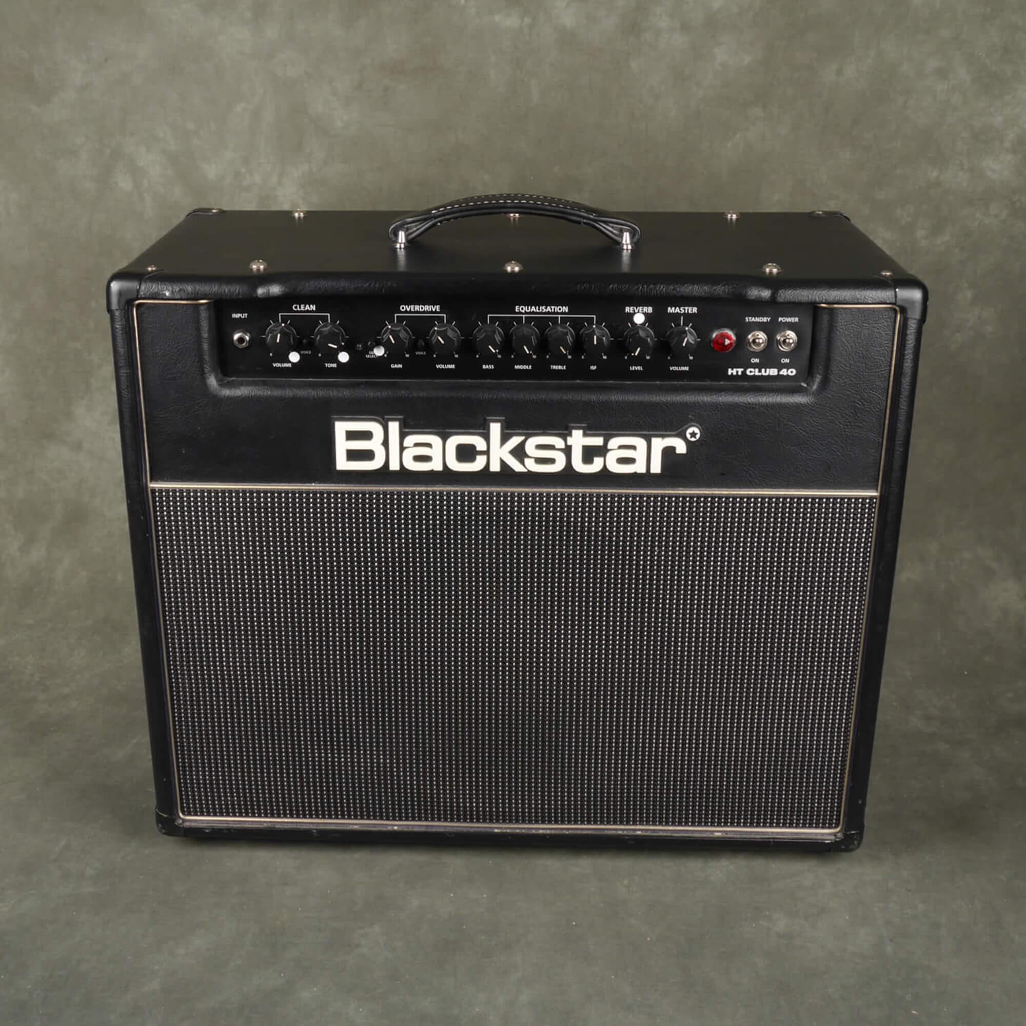 Blackstar HT Club 40 Guitar Amplifier - 2nd Hand **UK SHIPPING ONLY**