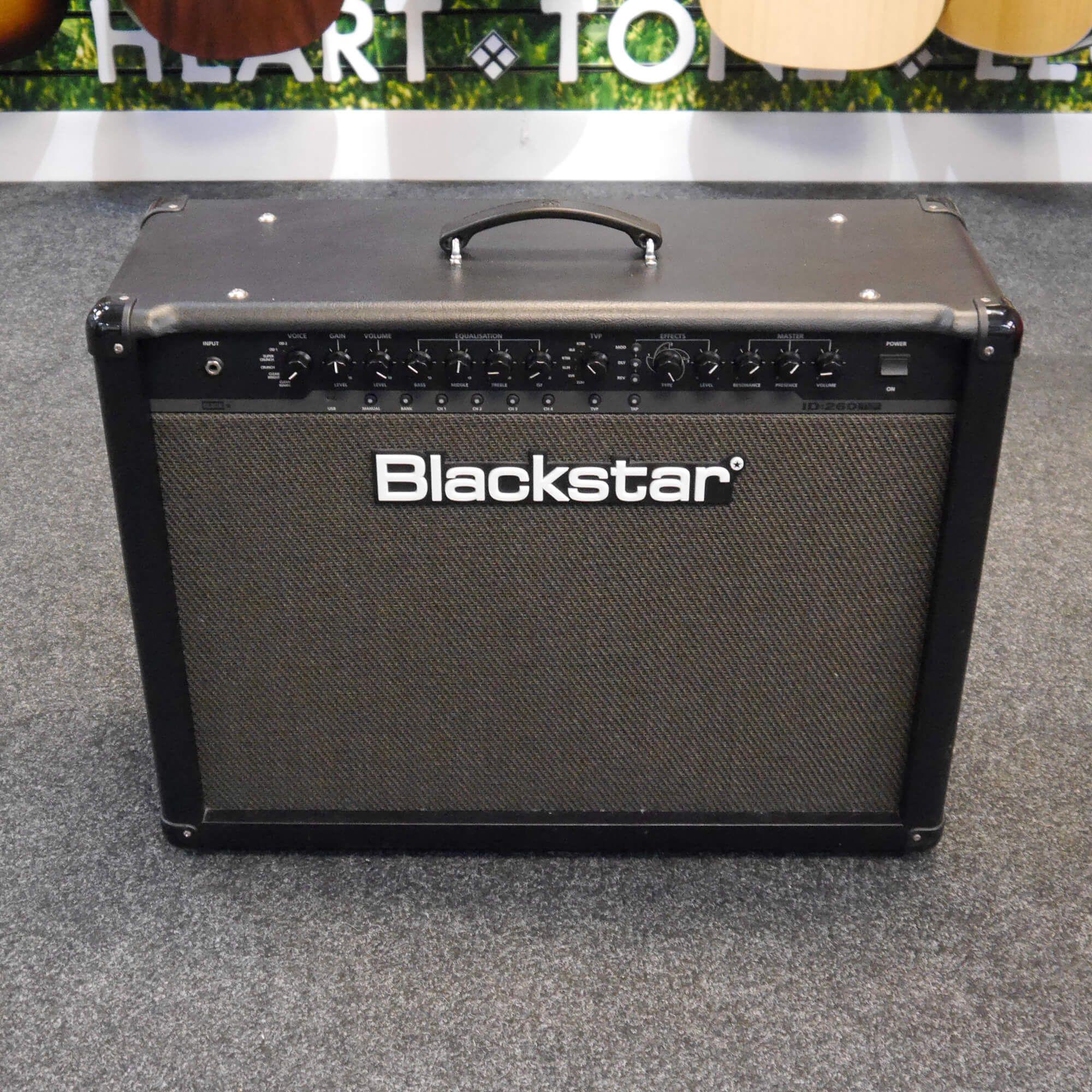 Blackstar ID:260 TVP Guitar Amplifier - 2nd Hand