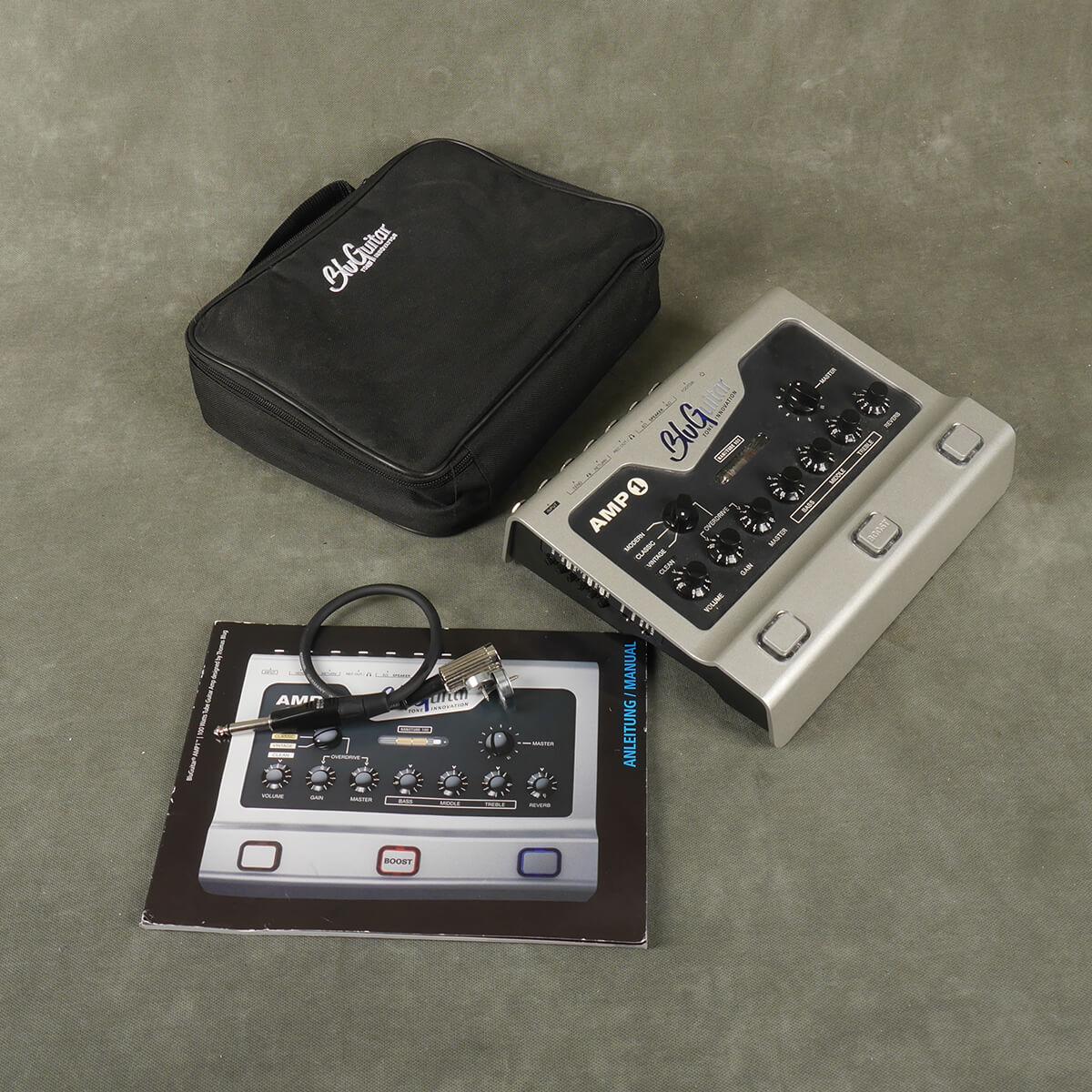 BluGuitar Tone Innovation Amp 1 w/Gig Bag - 2nd Hand