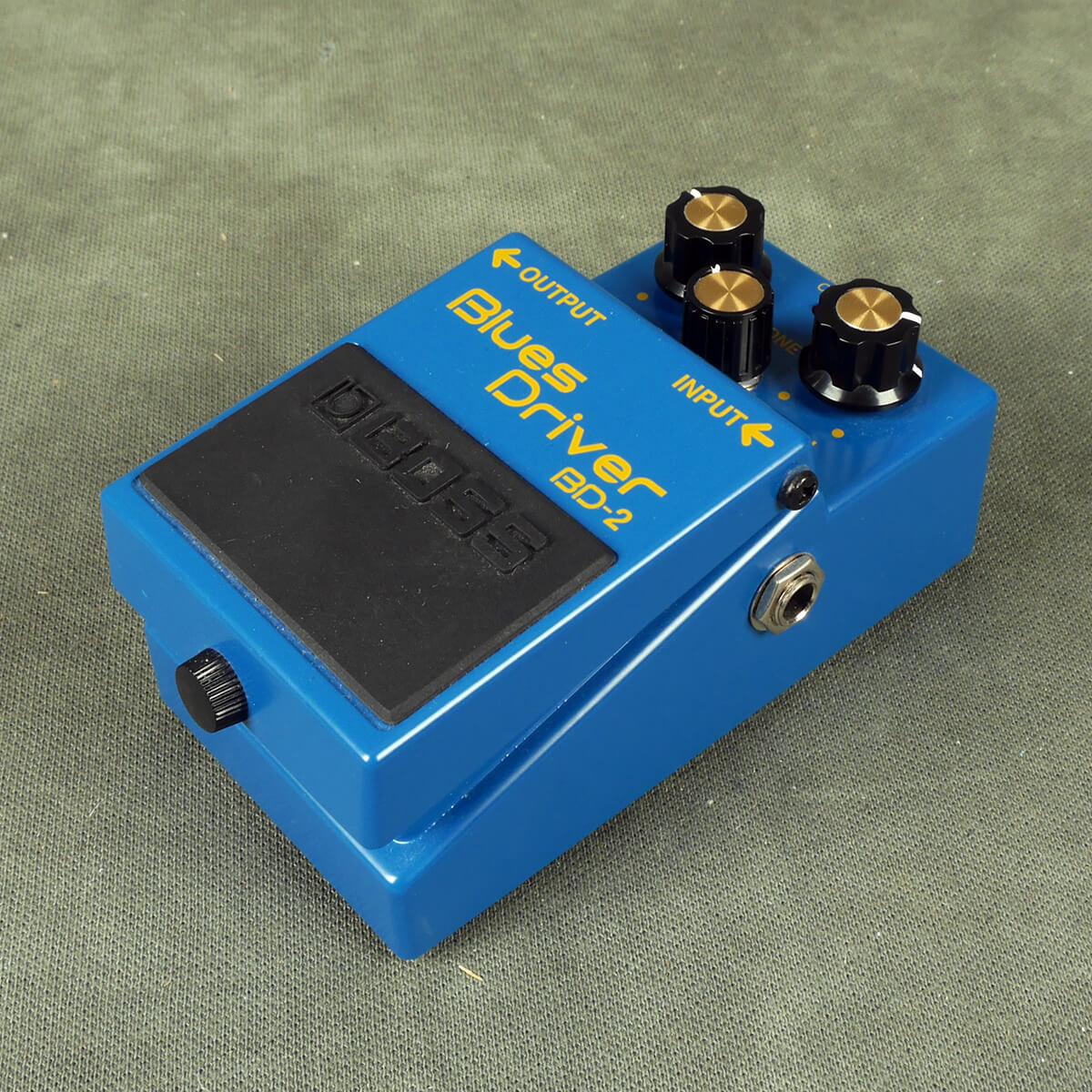 Boss BD-2 Blues Driver FX Pedal - 2nd Hand