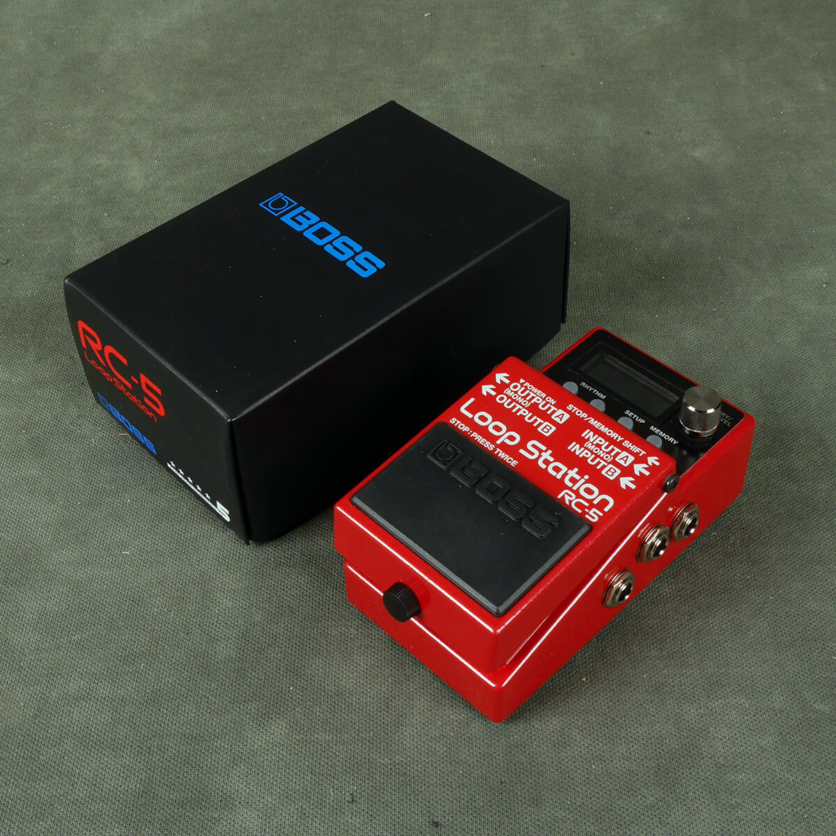 Boss RC-5 Looper FX Pedal w/Box - 2nd Hand