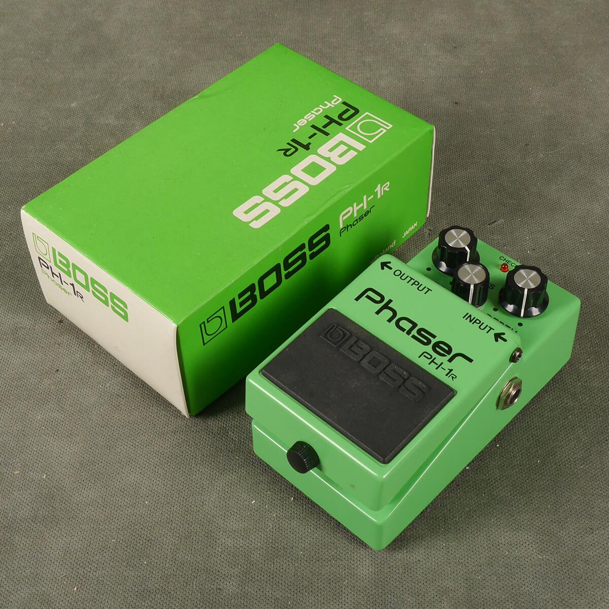 Boss PH-1R Phaser FX Pedal w/Box - 2nd Hand