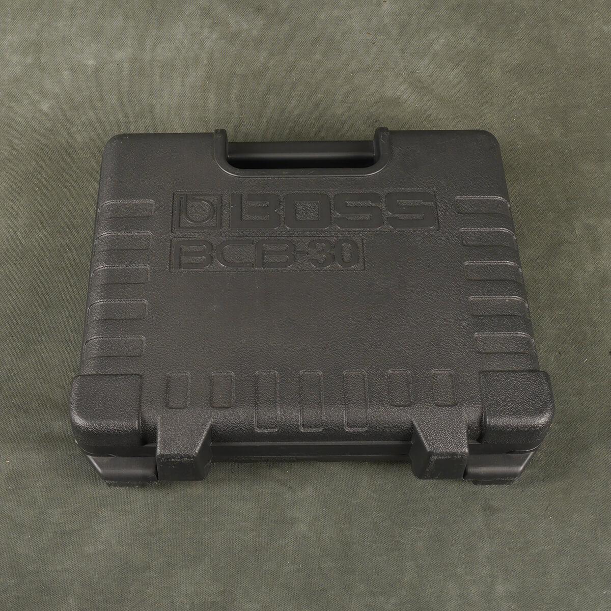 Boss BCB-30 Pedalboard - 2nd Hand