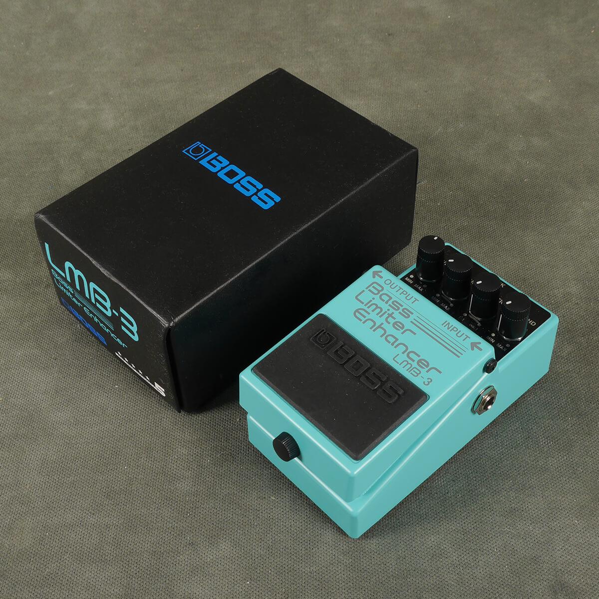 Boss LMB-3 Bass Limiter FX Pedal w/Box - 2nd Hand