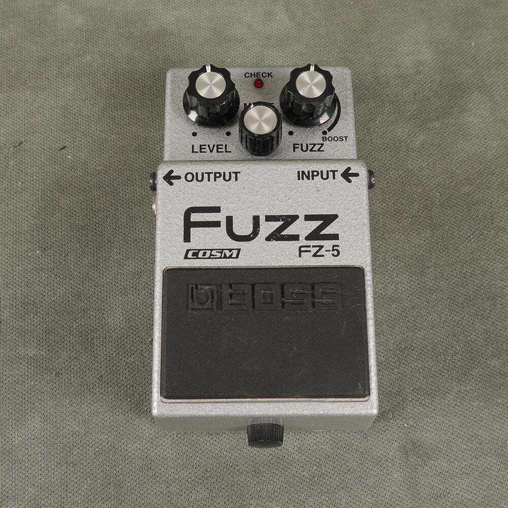 Boss FZ-5 Fuzz FX Pedal - 2nd Hand