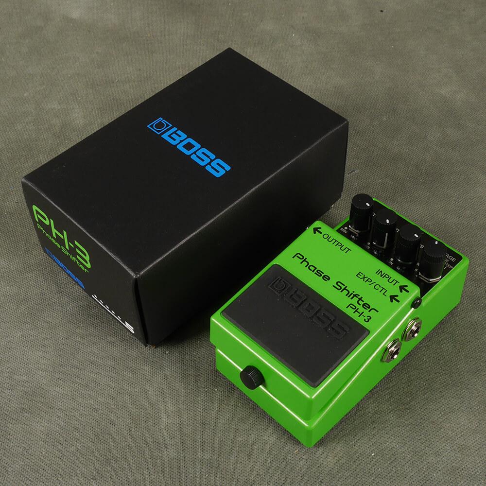 Boss PH-3 Phaser FX Pedal w/Box - 2nd Hand
