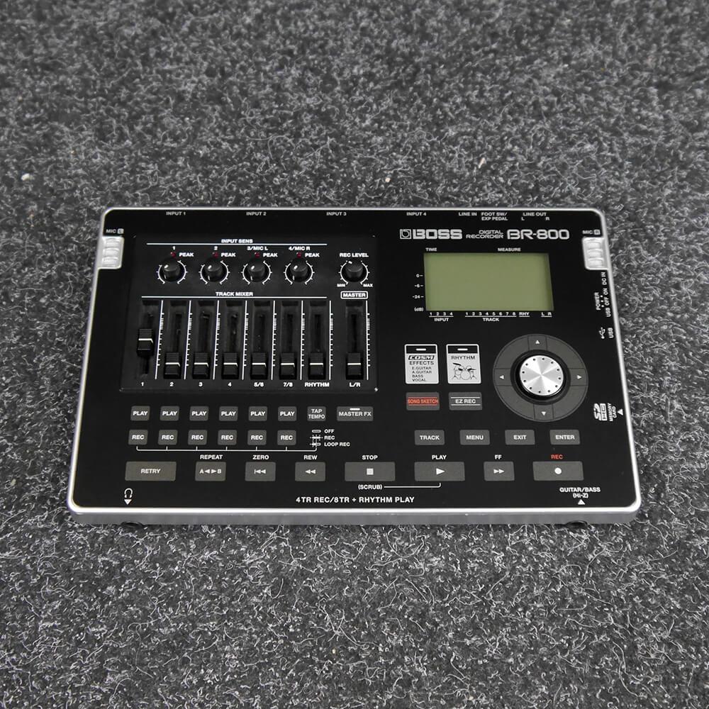 Boss BR-800 Digital Recorder - 2nd Hand