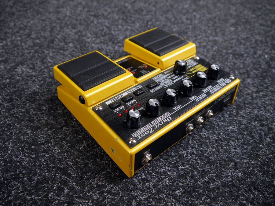 boss od 20 drive zone twin fx pedal w box 2nd hand rich tone music. Black Bedroom Furniture Sets. Home Design Ideas
