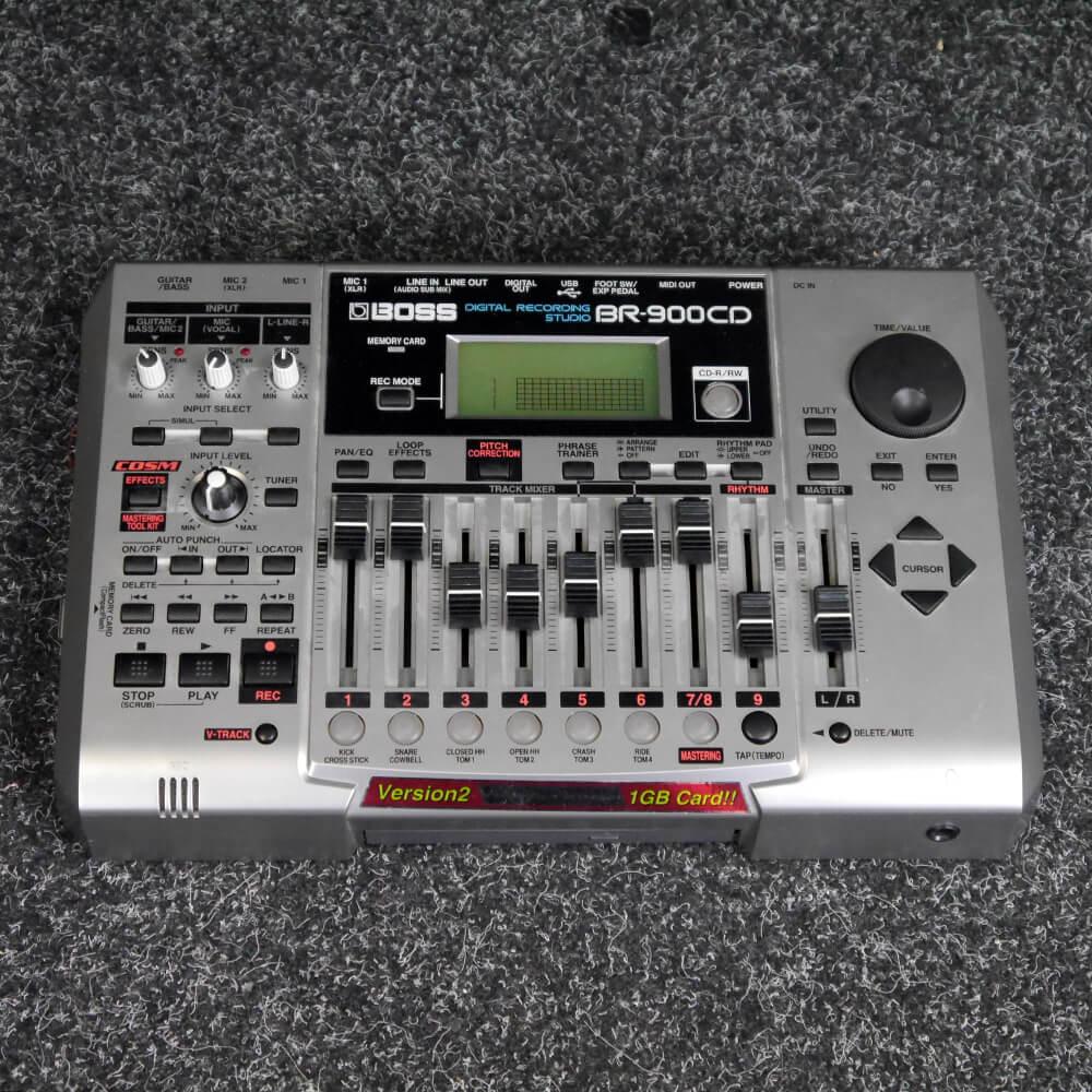 Boss BC-900 Digital Recorder - 2nd Hand