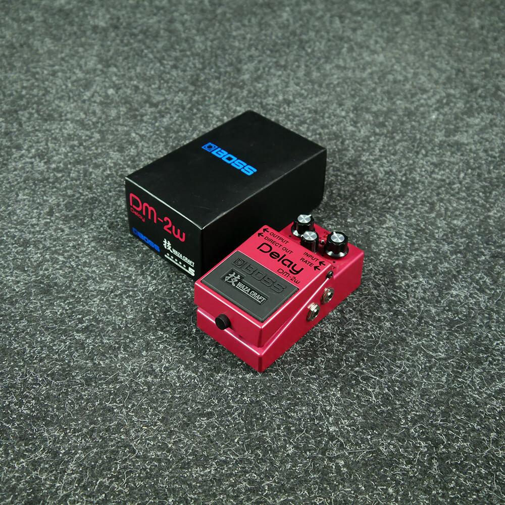 Boss DM-2W Delay FX Pedal w/Box - 2nd Hand