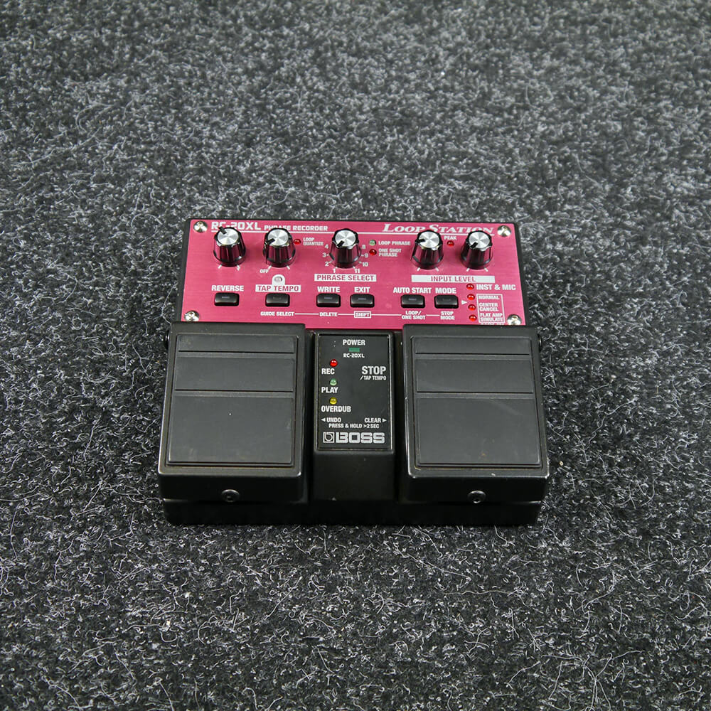 Boss RC20-XL Loop Station - 2nd Hand