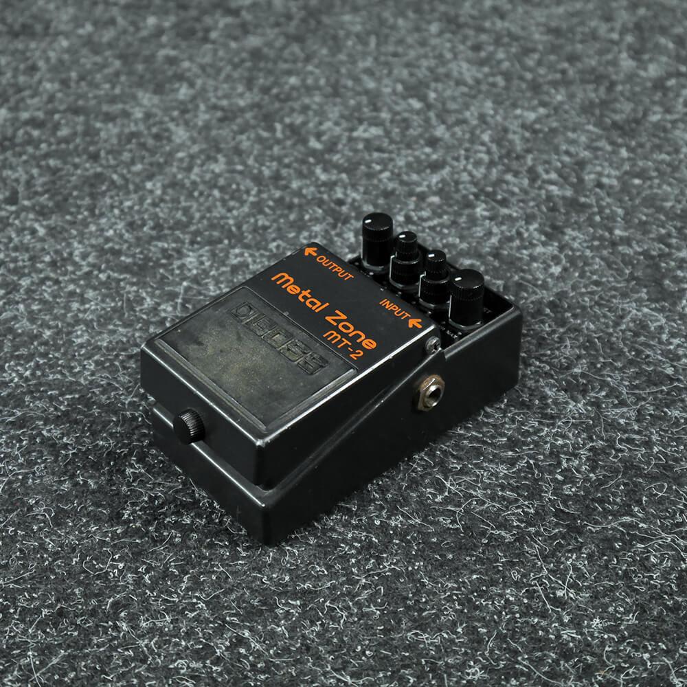 Boss MT2 Distortion Guitar FX Pedal - 2nd Hand