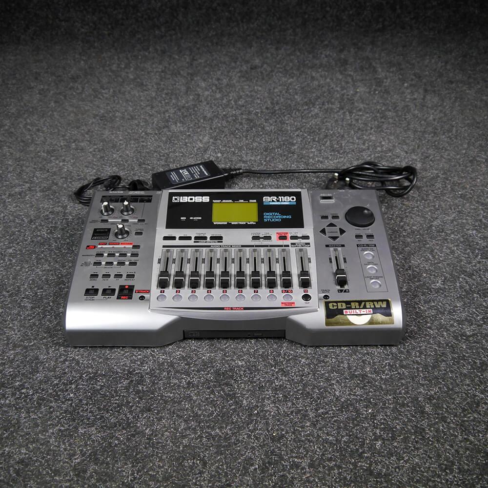Boss Br-1180 Digital Recording Studio - 2nd Hand