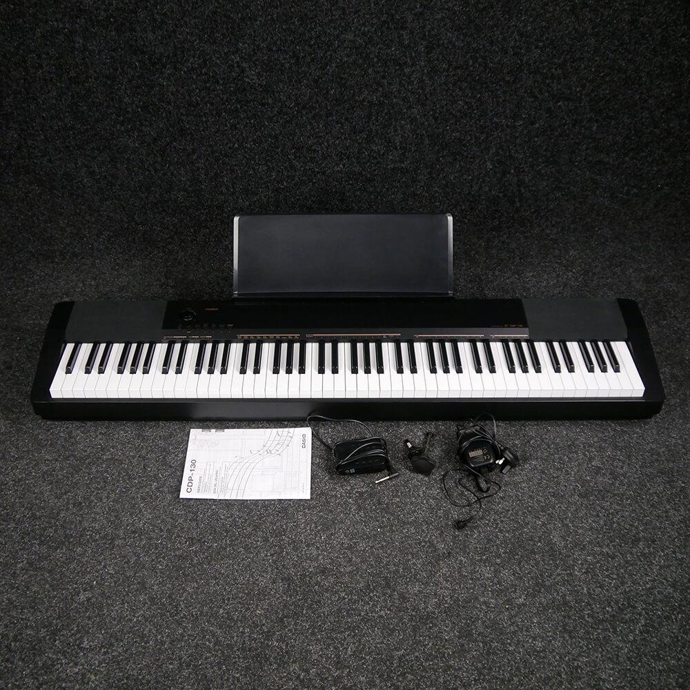 Casio CDP130 Digital Piano - 2nd Hand