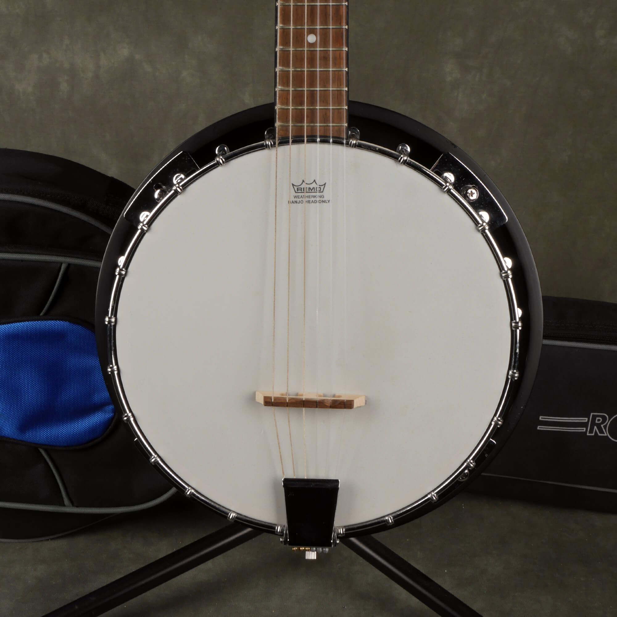 Countryman 6 string Banjo w/Gig Bag - 2nd Hand