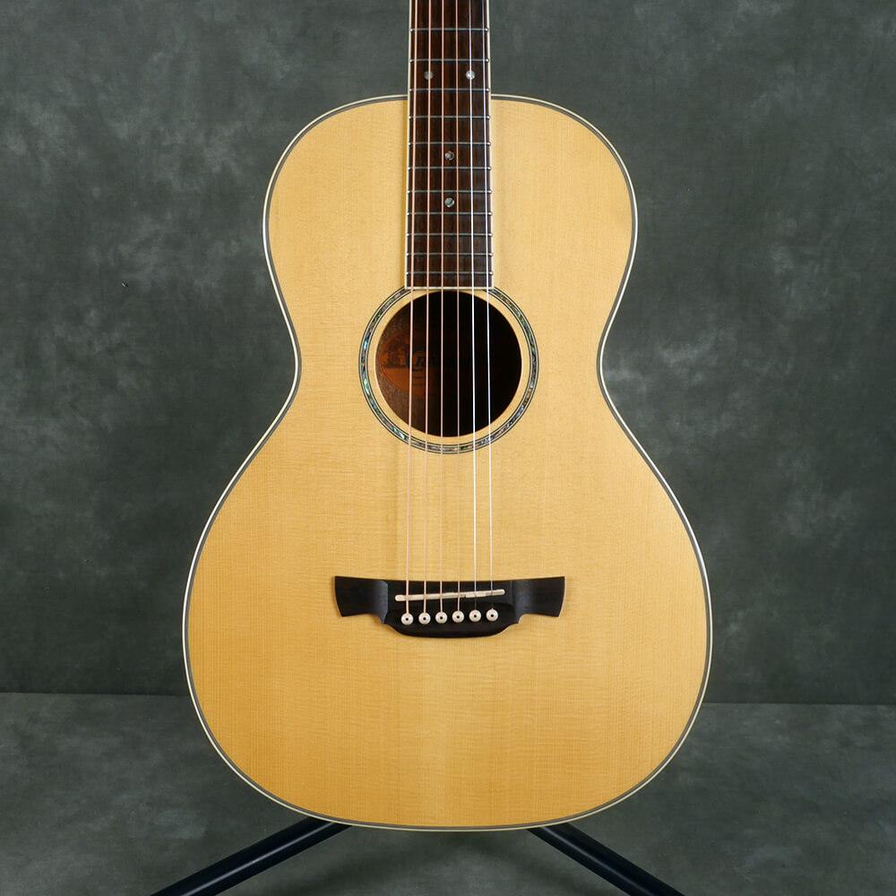 Crafter Parlor Acoustic PL8/N 12th Fret - Natural - 2nd Hand