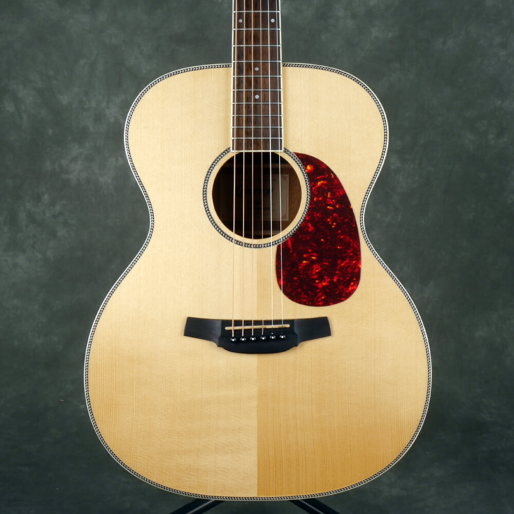 Crafter RT-600 Solid Top Acoustic Guitar - Natural - 2nd Hand