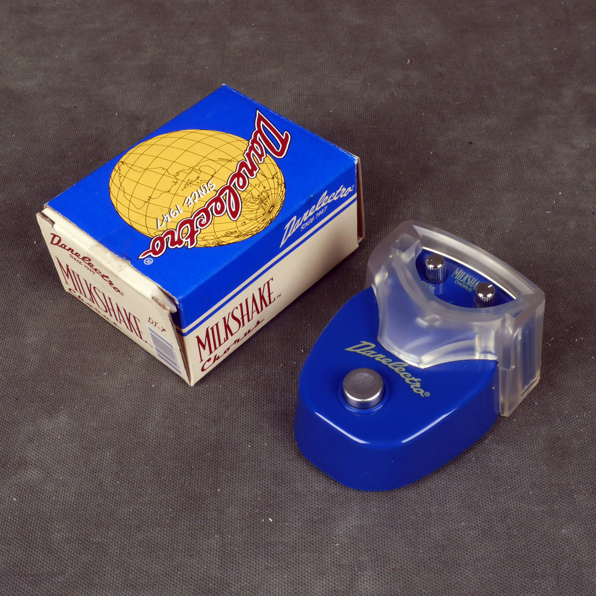 Danelectro Milkshake Chorus FX Pedal w/Box - 2nd Hand