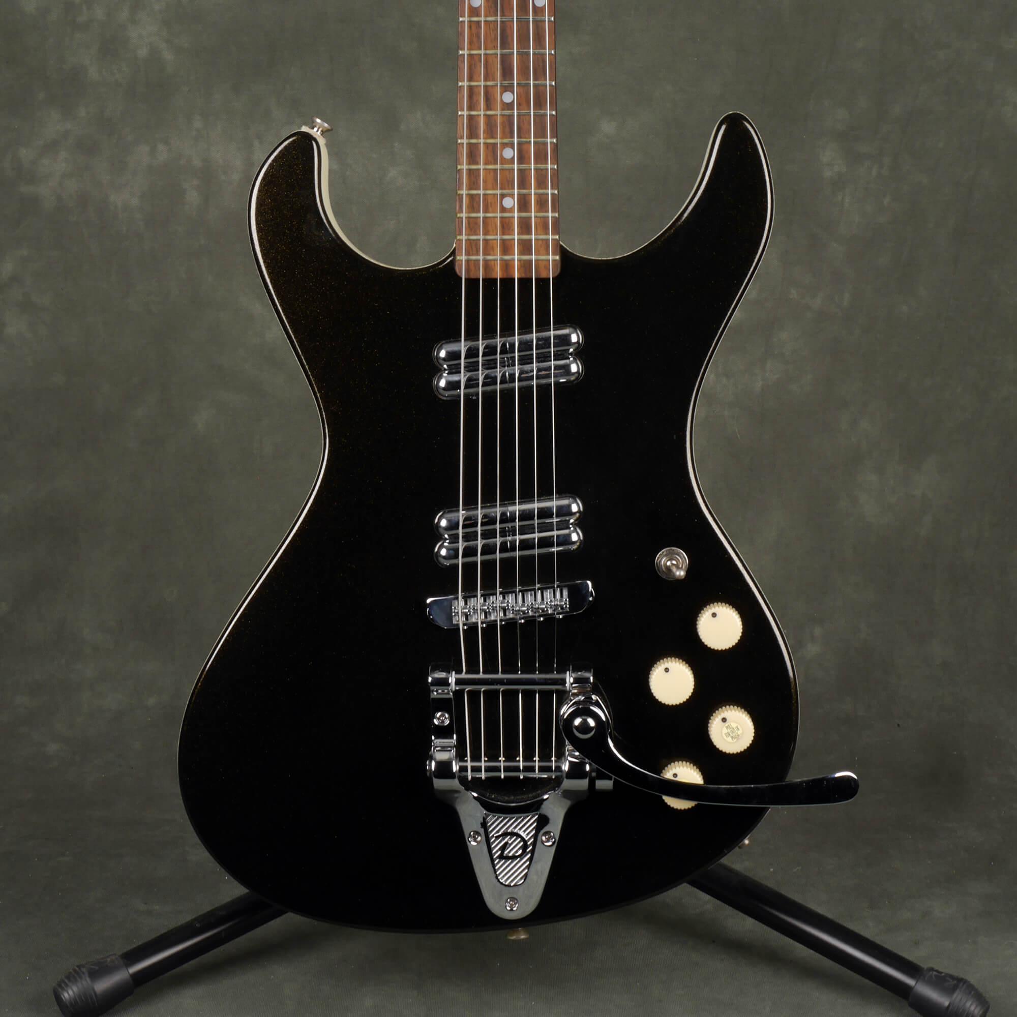 Danelectro Hodad Electric Guitar - Black - 2nd Hand