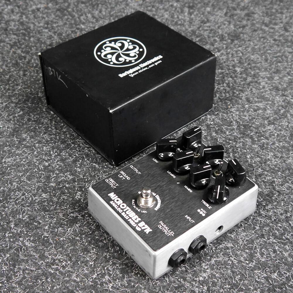 Darkglass Microtubes B7K Bass Preamp Pedal w/Box - 2nd Hand