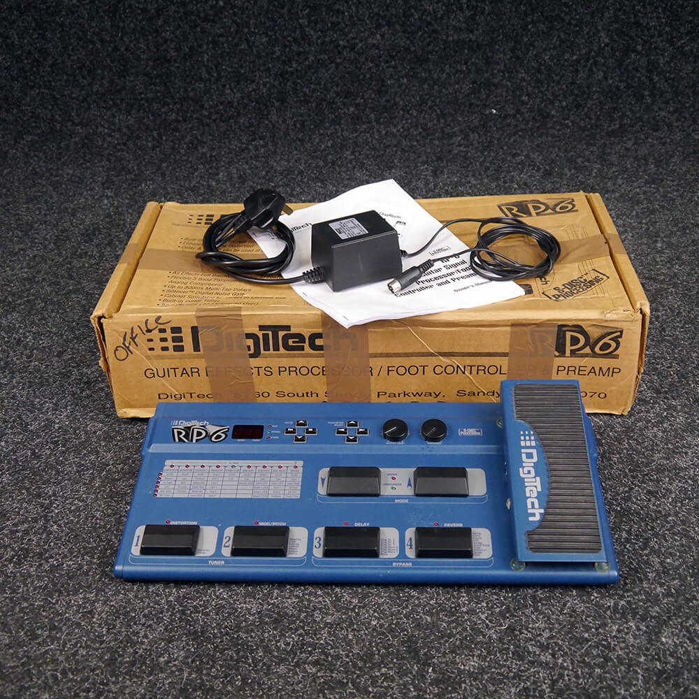 Second Hand Fx Pedals Rich Tone Music