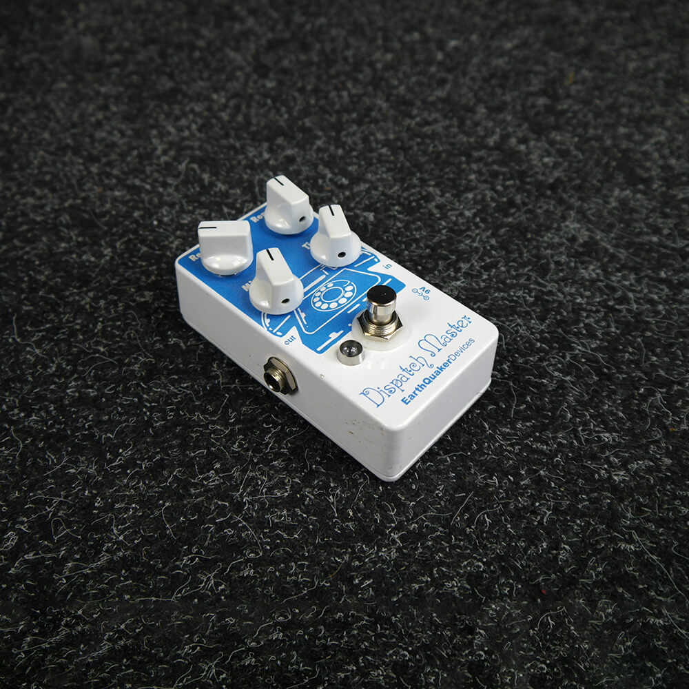 EarthQuaker Dispatch Master - FX Pedal - 2nd Hand