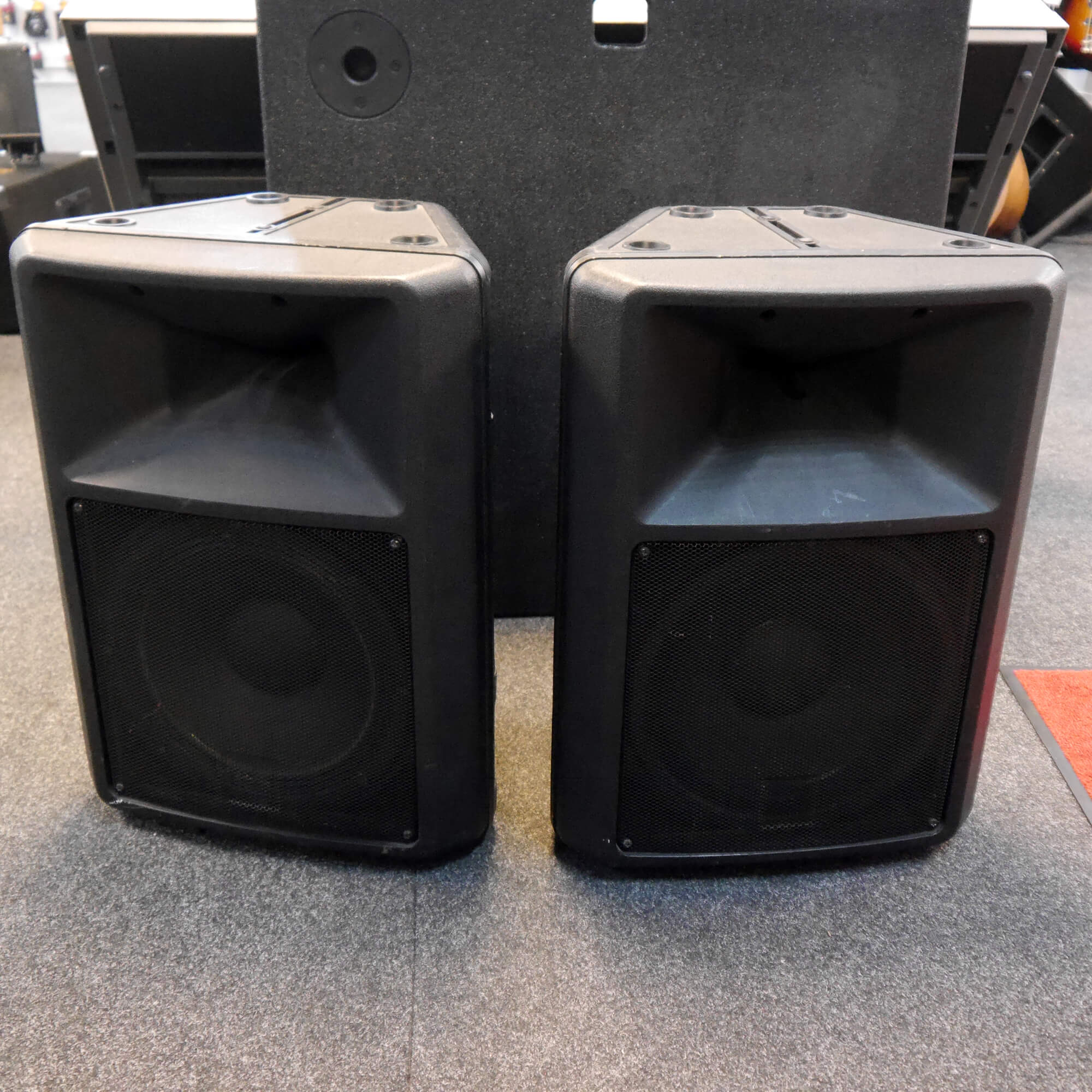 EV SX100 Passive PA Speakers Pair - 2nd Hand