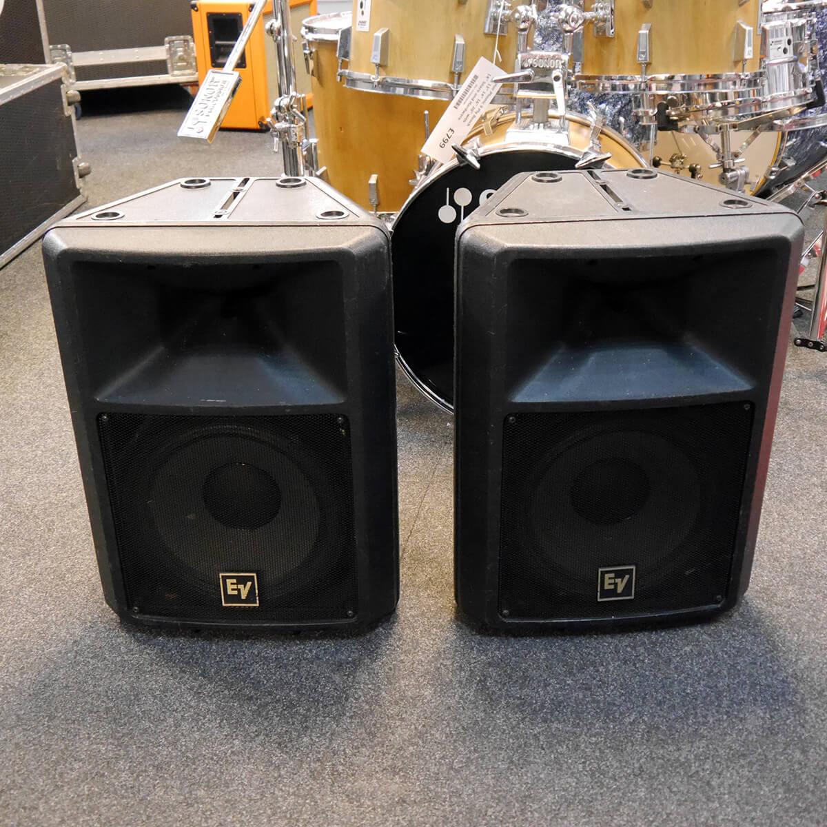 EV SX200 Passive Speakers (Pair) 300 watts - 2nd Hand