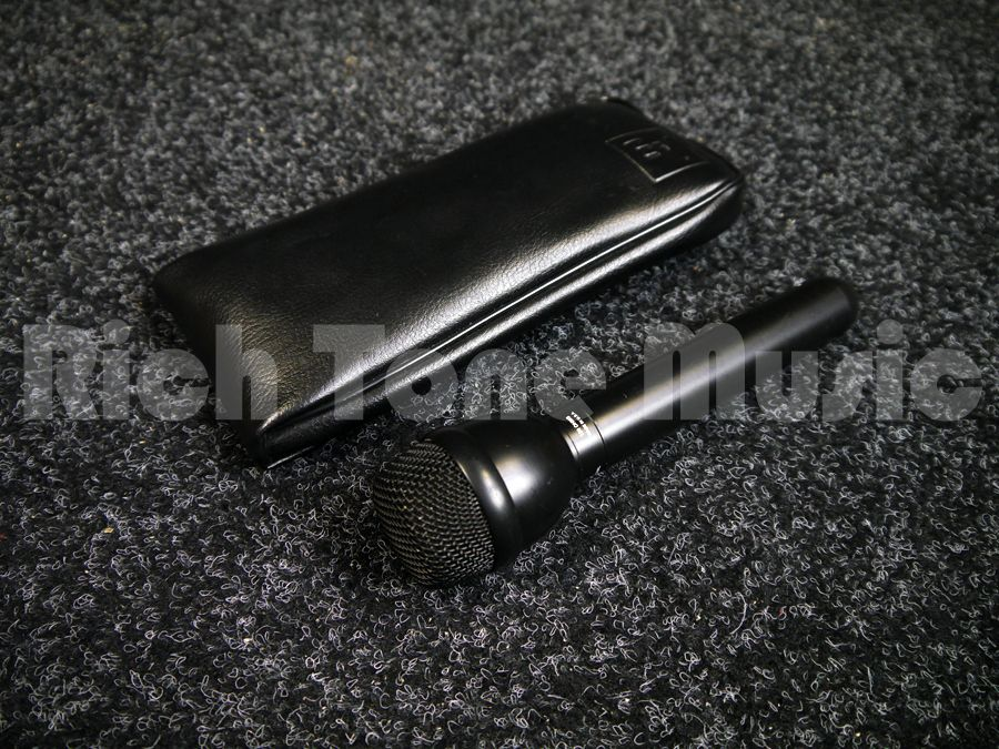 electro voice re50b dynamic microphone w bag 2nd hand rich tone music. Black Bedroom Furniture Sets. Home Design Ideas