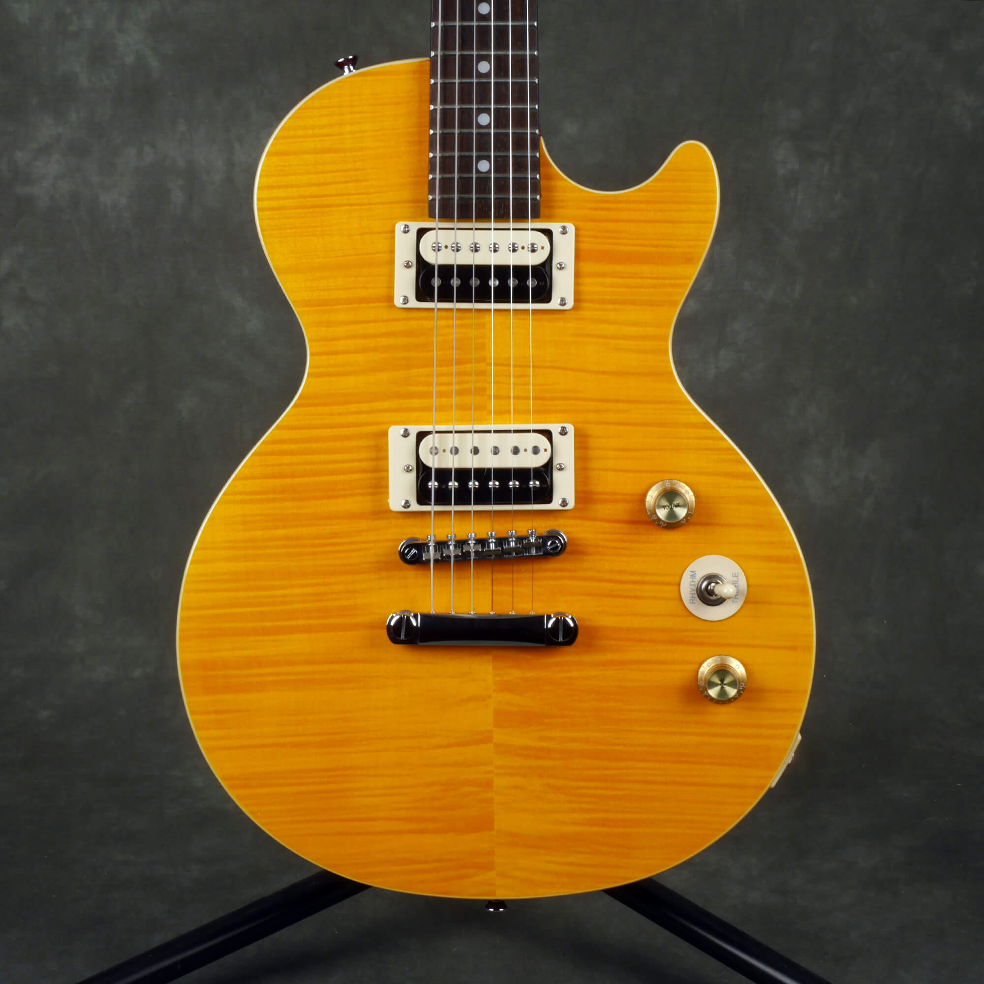 Epiphone Slash 'AFD' Les Paul Special-II - Appetite Amber - 2nd Hand