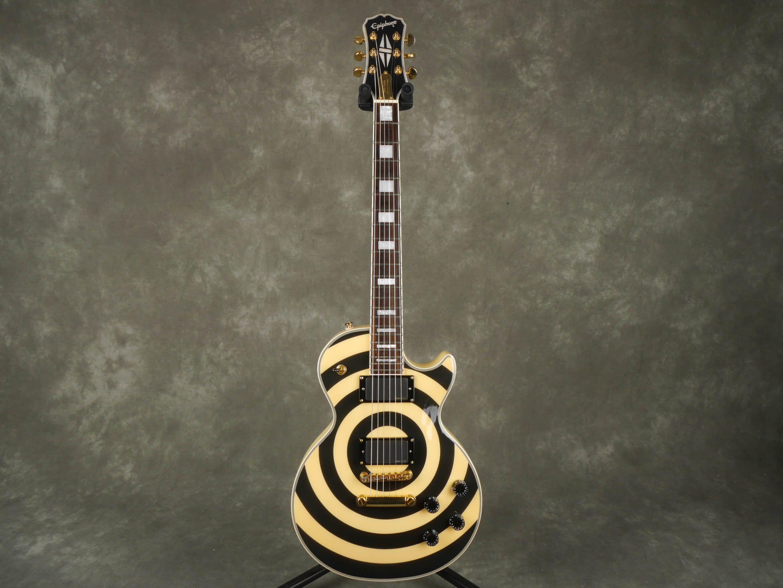 Epiphone Les Paul Zakk Wylde Bullseye Electric Guitar