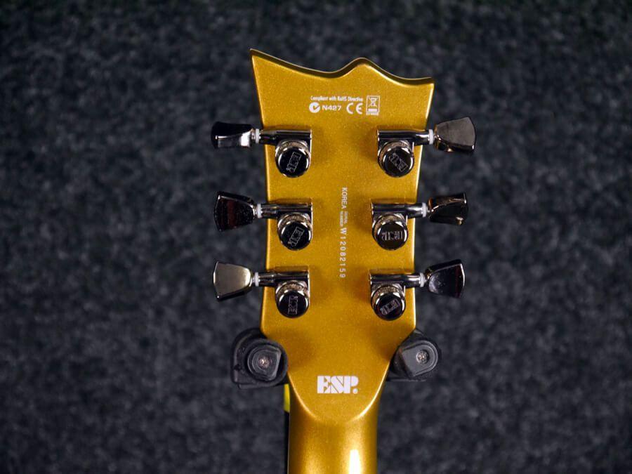 Esp Ltd Ec 1000 Gold Burst 2nd Hand Rich Tone Music