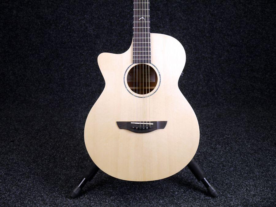 Faith Naked Venus Acoustic Guitar - Peach Guitars