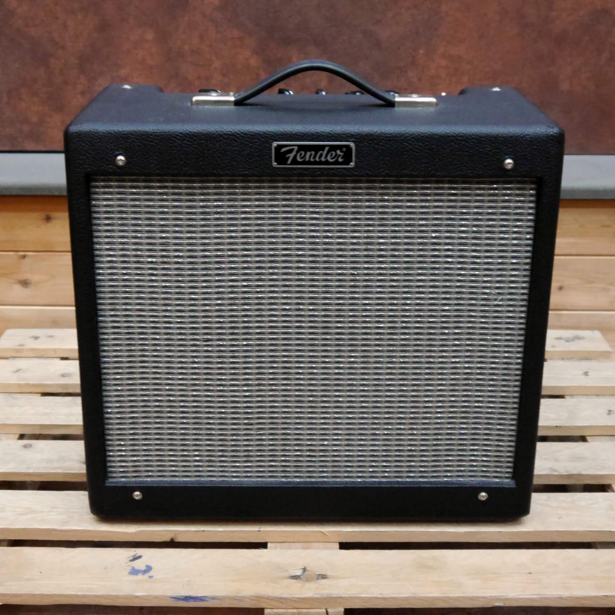 Fender Blues Junior Ltd Ed with Tilt Back Legs - 2nd Hand **UK SHIPPING ONLY**