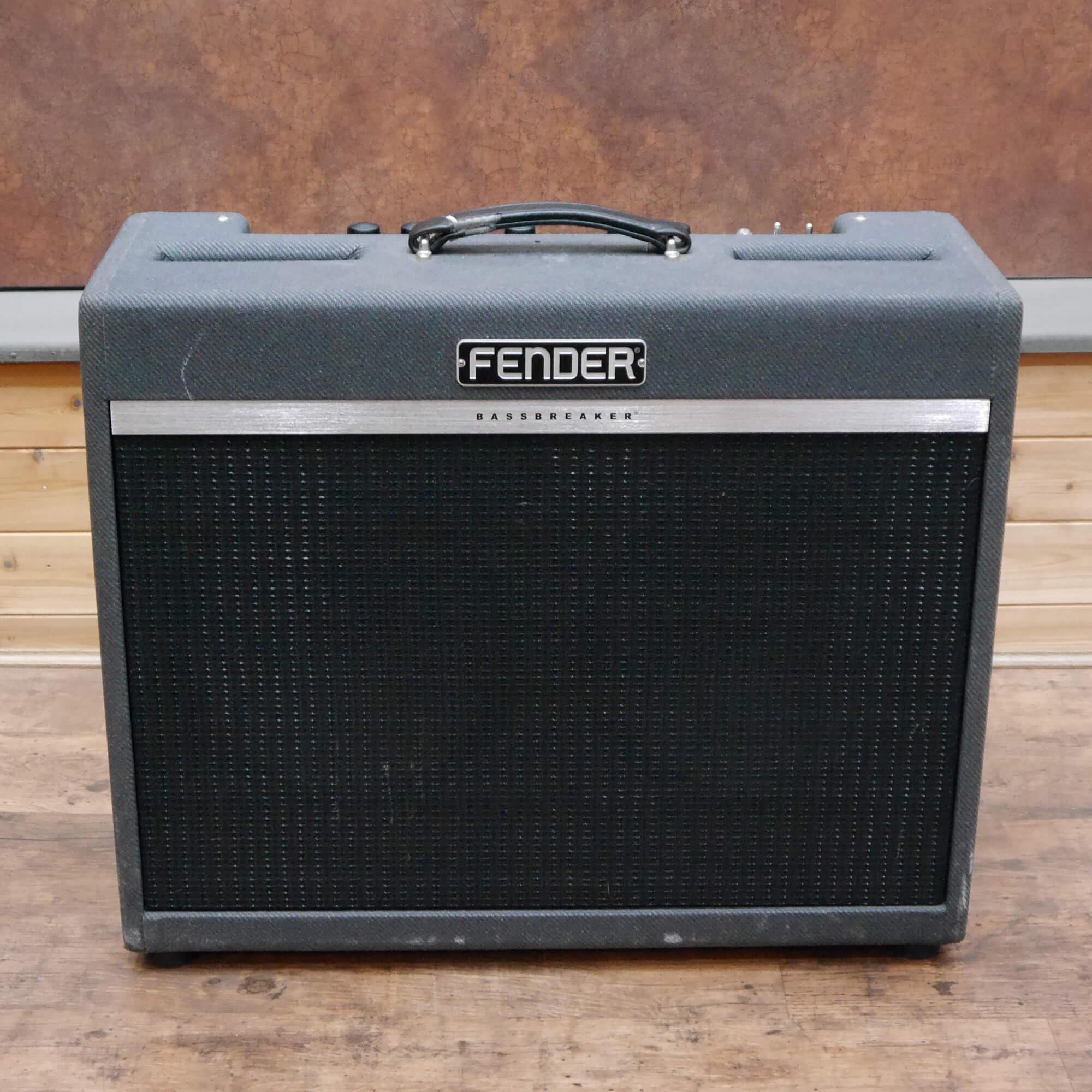 Fender Bassbreaker 18/30 2x12 Combo Amp - 2nd Hand