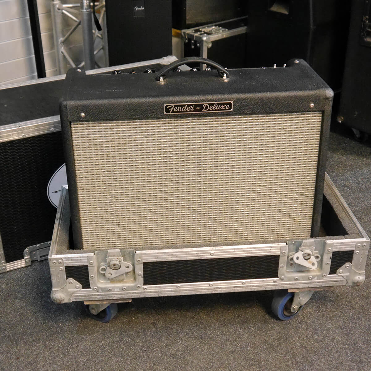 Fender Hot Rod Deluxe - Flight Case - 2nd Hand **COLLECTION ONLY**